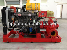 Diesel Fire Fighting Pump Sets (XBC)