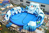 2015 Interesting giant water park inflatables / inflatable water park for sale !!!