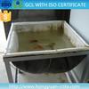 waterproofing blanket HDPE coating gcl bentonite geosynthetics clay liner