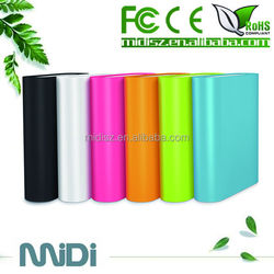 New High Safety 10400mAh Portable Power Bank For Mobile devices