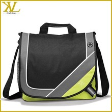 Quanzhou factory School Student shoulder messenger bag, polyester bag