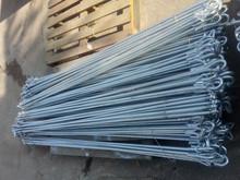 Hot Galvanized Ground Rod/Stay Anchor Rod/Steel Rod