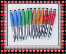 Cheap price promotional touch led torch light pen