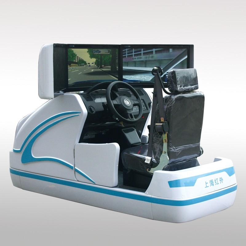 Automóvel simulador de condução