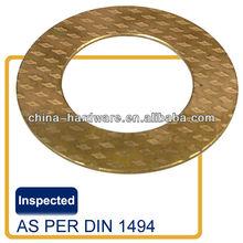5050 FB090 bronze bushing 50x55x50mm,bronze thrust washer,brass thrust washer