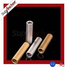 SupAnchor T73 China Jangsu Steel anchor bolt tube coupler,rebar splice,rebar joint