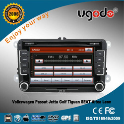 VW car dvd player for jetta passat,vw passat dvd player with original UI AD-6029