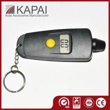 Durable Design High Quality Digital Mini Tires Keychain Gauges Psi