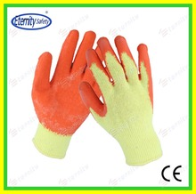 Size:s/m/l/xl/xxl for choose gloves Glove with latex coating good moq for clients