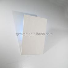 European style energy saving unique design plaster wall lamp