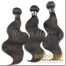 5A Quality Body Wave 100% Virgin Brazilian Braids