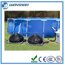 2015 new wholesale swimming pool plastic solar pool heater collectors (solar heater)