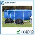 2015 nueva venta al por mayor piscina plastic solar de la piscina calentador coleccionistas ( solar calentador )
