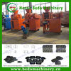 China made sawdust briquette charcoal Making Machine 008613253417552