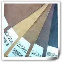 2014 New PU Leather Raw Material For Shoe Making (cuero sintetico para calzado)