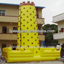 inflatable game\sport inflatable rocking climbing