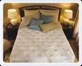Edredón colchón de espuma Roll Up paquete de colchón con cremallera