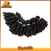 JP Hair New Arrived Tight Curl Hair Extension Kinky Twist