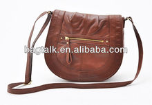 Vintage Flip Aslant Female Bag
