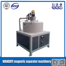 Slurry wet type magnetic separator for iron ore scraps metal separation
