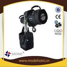 ton electric chain hoist M6-W electric chain hoist bags