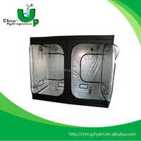 customed indoor plant grow tent/ mylar wholesale greenhouse / hydroponics dack room