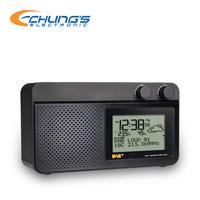 New Desktop weather station digital DAB+ FM clock Radio