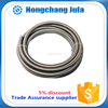 npt male flexible hose pipe fittings ptfe pipe with 316 braided cover