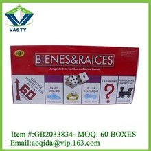 Wholesale monopoly table game spain adult monopoly