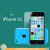 Transparent Tempered Glass Protector Cover for iPhone 5C