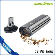 Hingwong latest upgraded design Rex 2600mAh battery vaporizer pen with 3 temperature setting