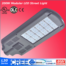 Easy and simple to handle led street light with high luminous