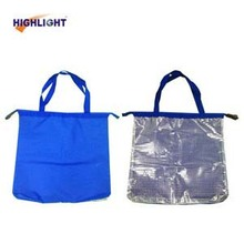 EAS shopping bag/ eas retail anti theft hand bag/ handbags