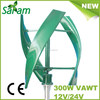 Chinese cheap vertical axis 300W wind power generator