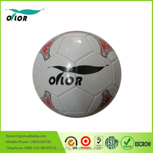 Hotselling promotional high quality custom middle school footballs