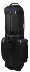 2015 New design factory Golf Bag Travel Cover, golf bag with wheels