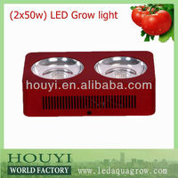 2013 the newest 100w led grow light cheap review from Shenzhen factory