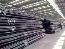 API-5CT seamless casing pipe and tubes