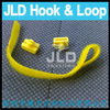 yellow cable tie welcro 10X140 hook and loop