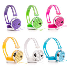 Stereo music pop phone trendy headsets