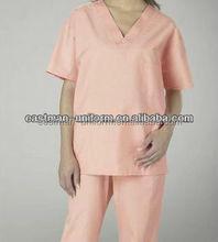 Printed scrubs hospital/Printed medical scrubs/Fashion print scrubs