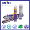 Acrylic sealant, skirting, corrugated roof sheets
