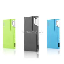 8mm slim mobile phone battery power bank 3000mah