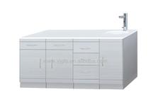 2015 la venta de grande de acero inoxidable dentista muebles clínica dental gabinete dental muebles