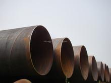 Q345B Spiral Pipe Piles