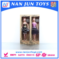 2015 hot sale barbie doll for kids