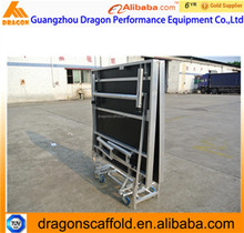 Hot-sale Aluminium Foldable Stage, used Excellent Stage