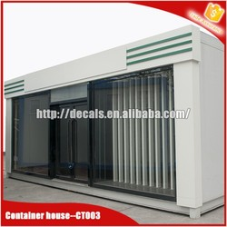 prefabricated shipping container house,modern container house