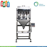 electric Liner Weigher 10kg rice big bag packing machine with sealing machine