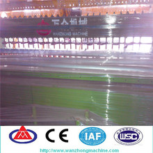 welded wire roll mesh making machine for construction